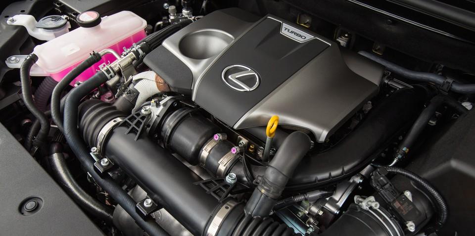 Lexus 2.0 Turbo