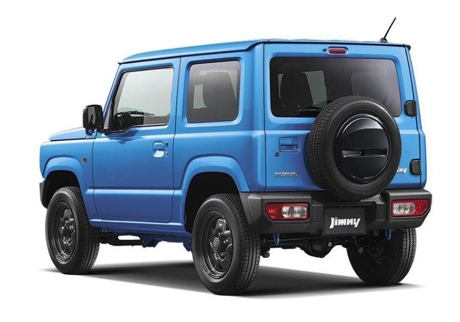 Suzuki Jimny Kei-car