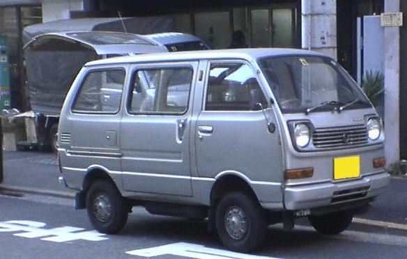 Daihatsu Hijet S40